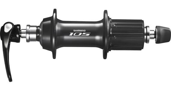 Shimano 105 FH-5800 Nabe HR 10/11-fach schwarz